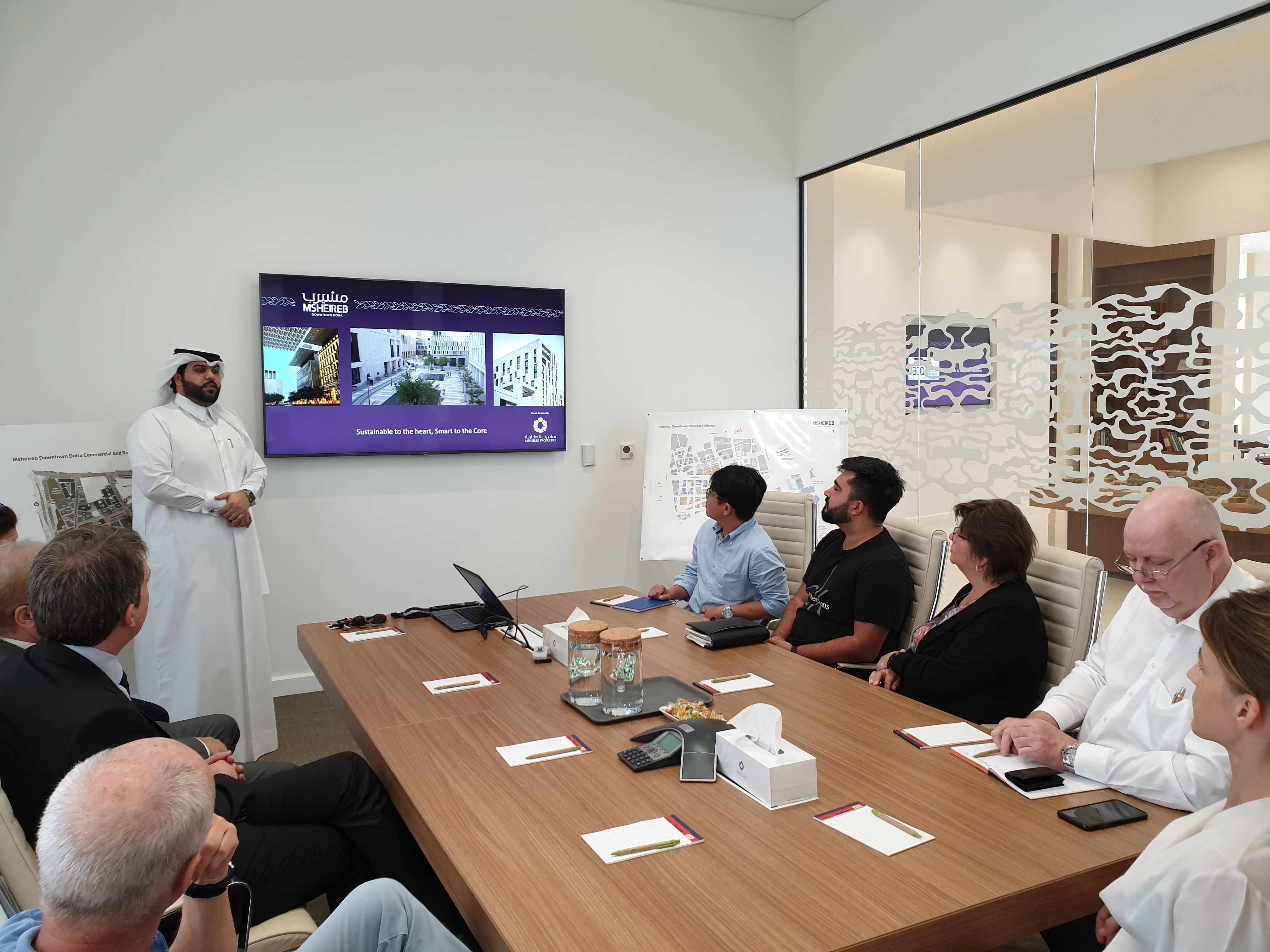Msheireb Downtown Doha Exclusive Tour (Members-only)